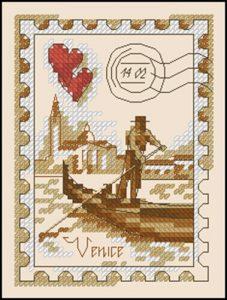Марка «Венеция»