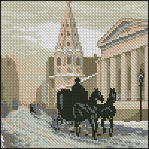 Прогулка старым городом
