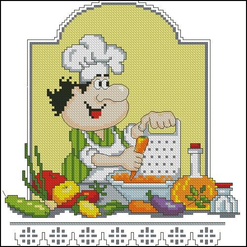 """Поваренок """"Овощной салат"""""""