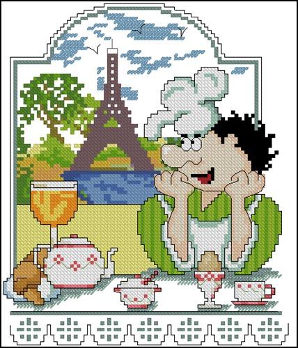 "Поваренок ""Французский завтрак"""