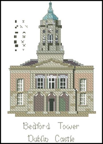 Ireland - Bedford Tower