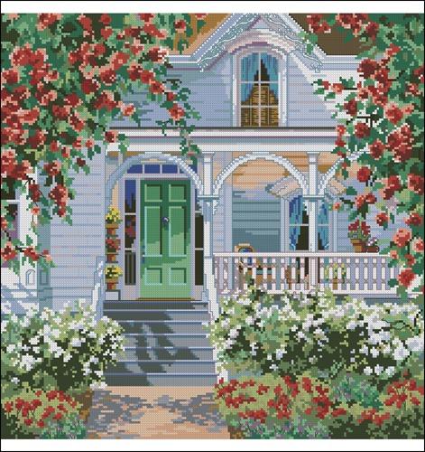 Red Rose Cottage