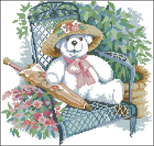 Gardens bears 3