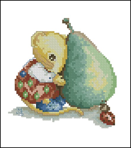 Мышата-малышата 3