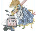 Vera de muis inktpot N°33841