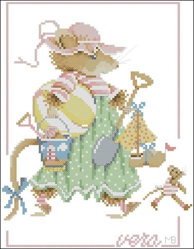Vera de muis aan zee N°33842
