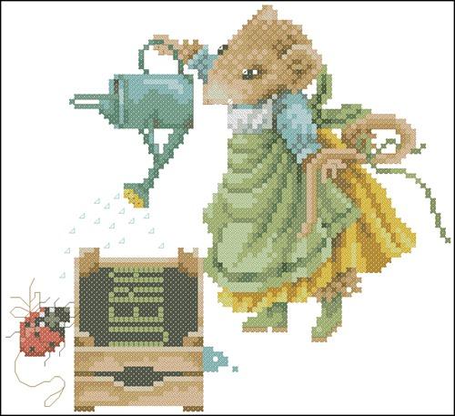 Vera de muis tuinierd N°34348
