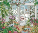Winter Green House