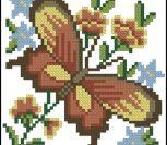 Butterfly Fantasy Sampler