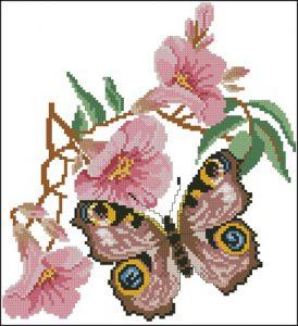 Цветочная красавица