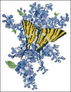 Бабочка 12