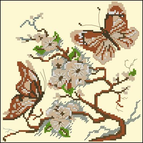 И снова бабочки! 2
