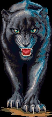 Серебряная пантера