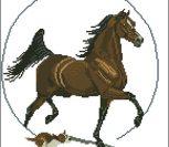 Horses in Motion. Runner