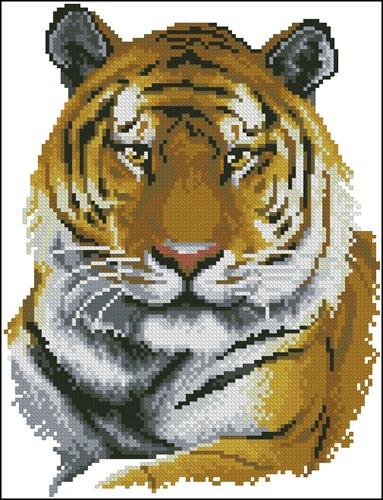 Гордый тигр