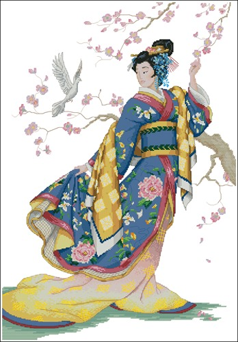 Elegance of the orient