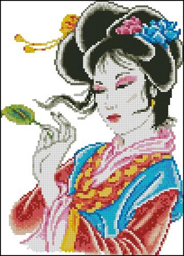 Очаровательная гейша