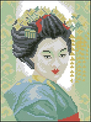1110A Geisha