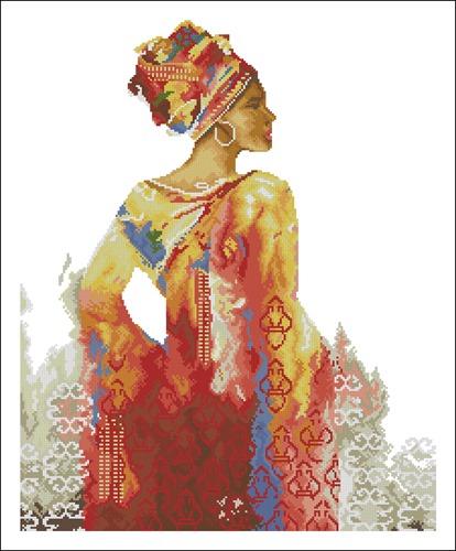 Ashanti Woman