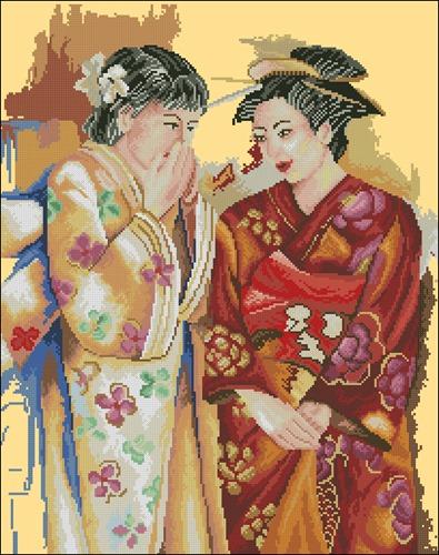 The Geishas Whisper