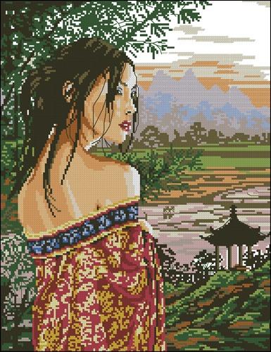 Красота Азии