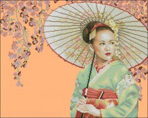 Japanse Geisha
