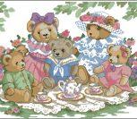 Teddy Tea Party