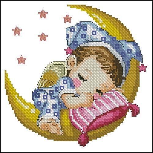 Малыш, сладкие сны