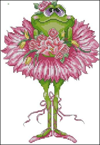 Frog Bouquet