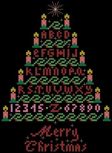 Christmas Tree Bellpull