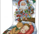 Dreams of Christmas Stocking