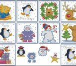 Christmas Card & Gift tag Design